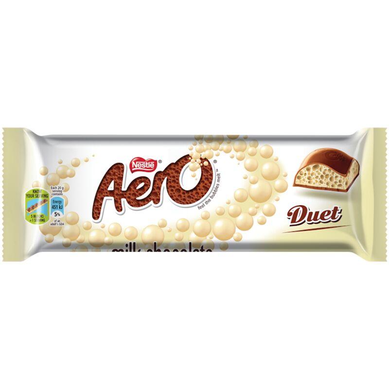 AERO CHOCOLATE DUET – 40G