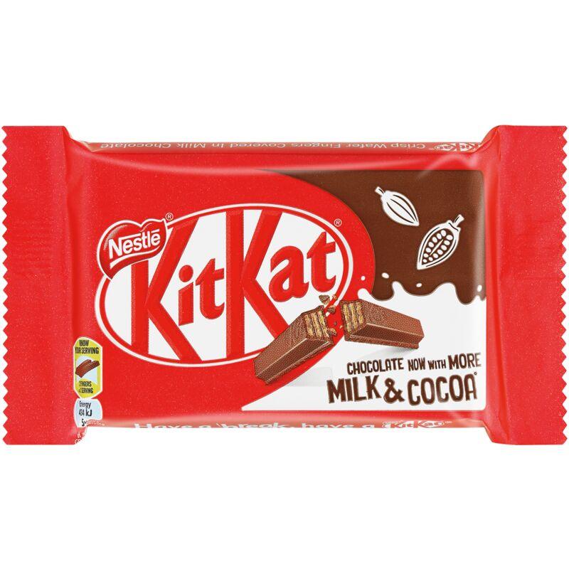NESTLE KIT KAT CHOCOLATE 4 FINGER MILK – 41.5G