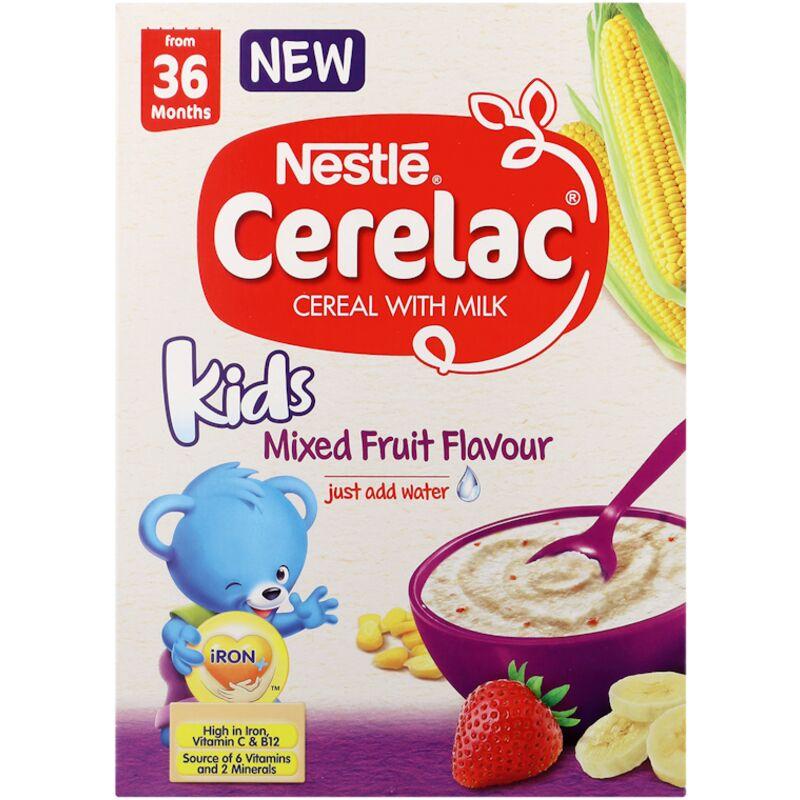 CERELAC KIDS MIXED FRUIT – 250G