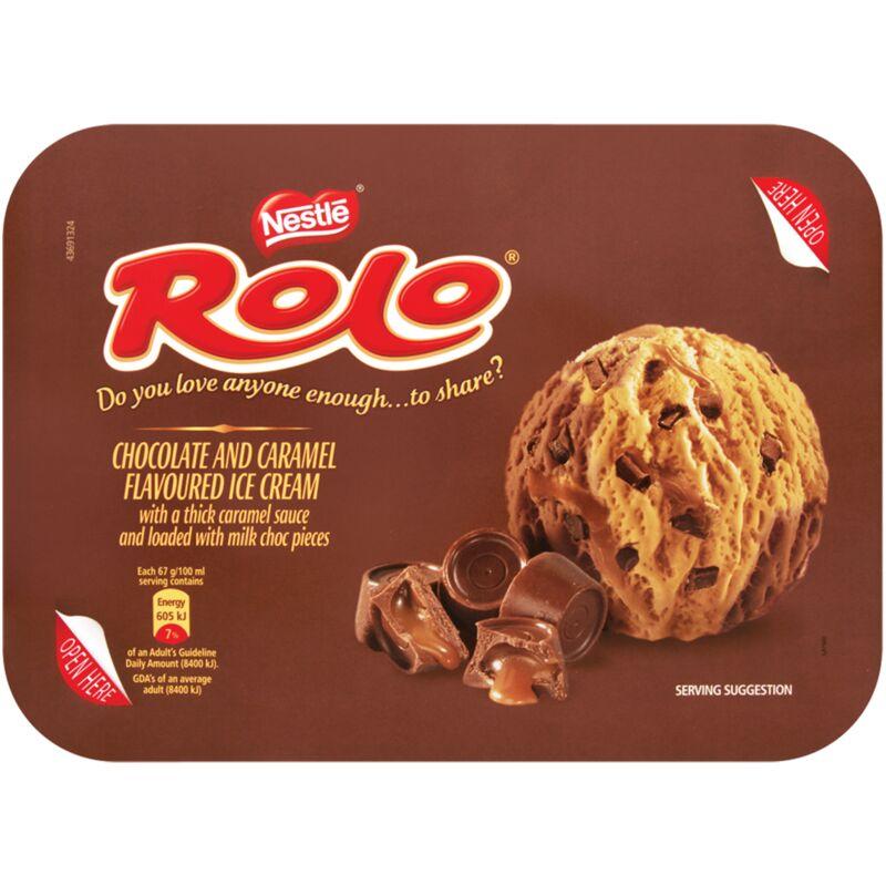 NESTLE ROLO ICE CREAM – 1.5L