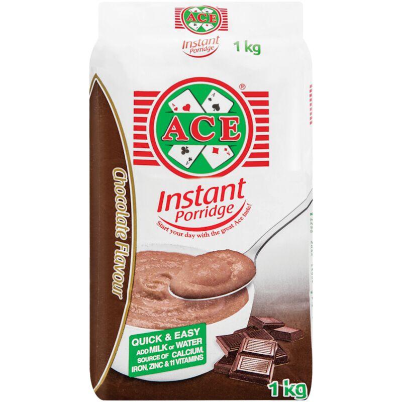 ACE INSTANT PORRIDGE CHOCOLATE – 1KG