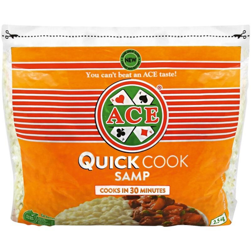 ACE SAMP QUICK COOK – 2.5KG