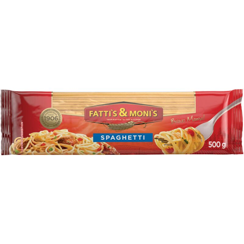 FATTIS & MONIS SPAGHETTI – 500G