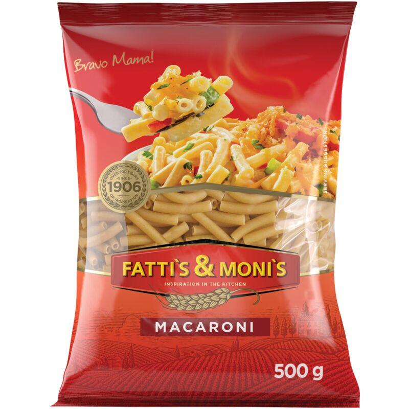 FATTIS & MONIS MACARONI – 500G