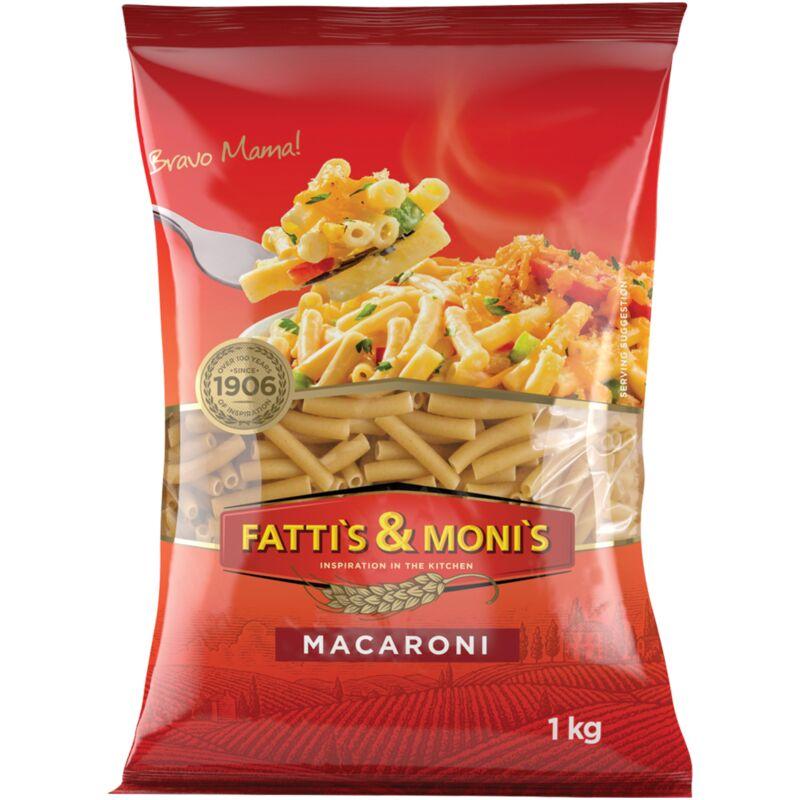 FATTIS & MONIS MACARONI – 1KG