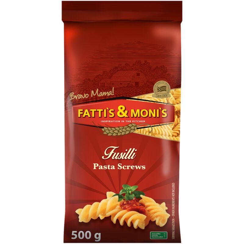 FATTIS & MONIS PASTA SCREWS – 500G