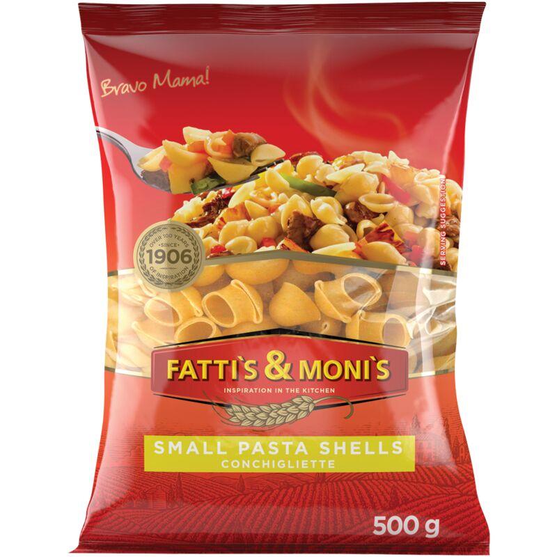 FATTIS & MONIS SHELLS SMALL – 500G