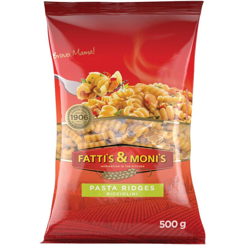 FATTIS & MONIS PASTA RIDGE – 500G