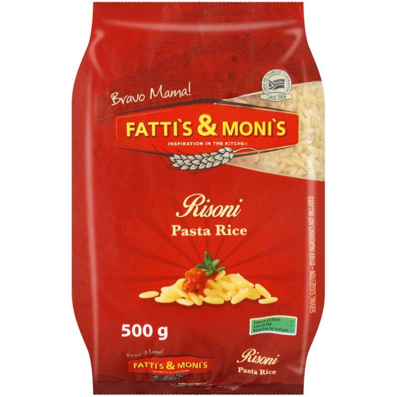FATTIS & MONIS PASTA RICE – 500G