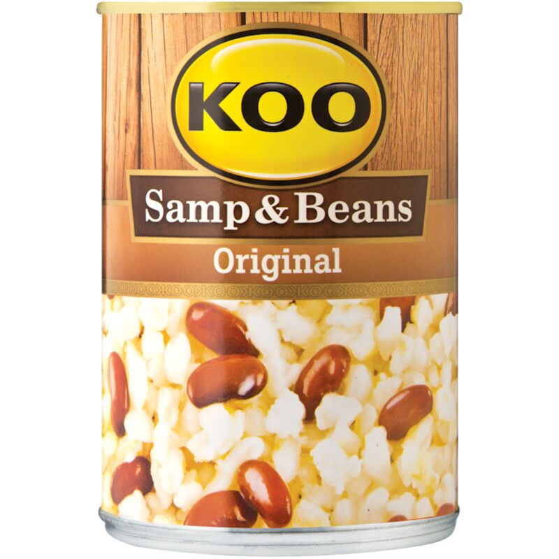 KOO SAMP & BEANS IN BRINE – 400G