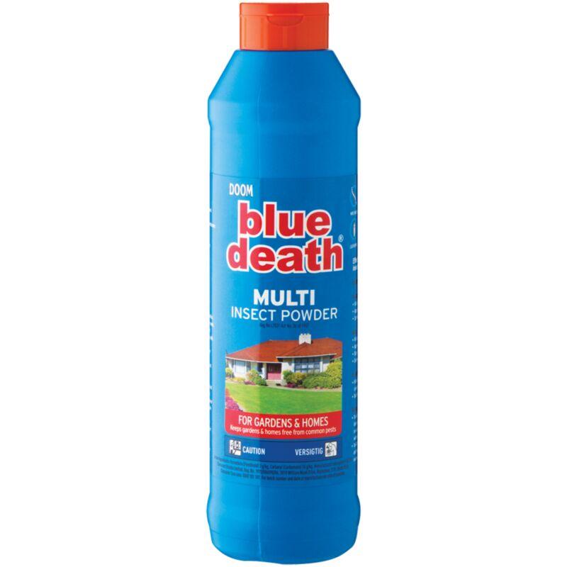 DOOM BLUE DEATH MULTI INSECT POWDER – 500G
