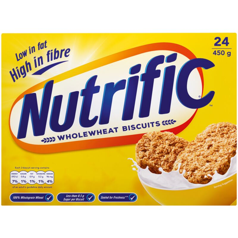 ALPEN NUTRIFIC – 450G
