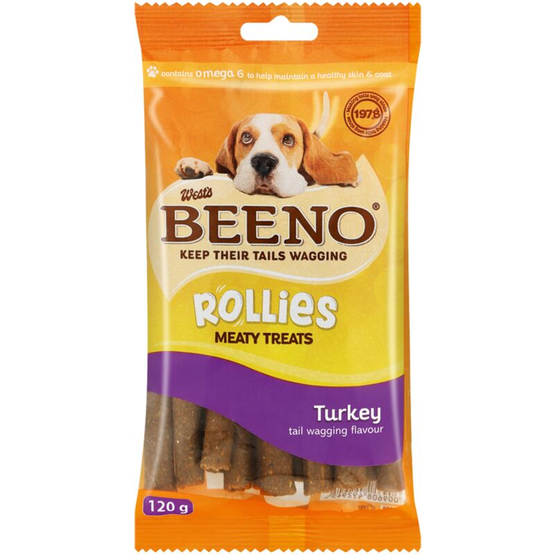 BEENO ROLLIES TURKEY – 120G