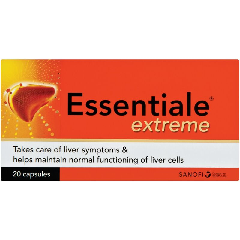 ESSENTIALE EXTREME LIVER SUPPLEMENT – 20S