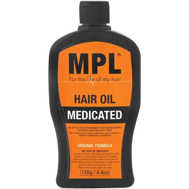 MPL MEDICATED HAIR OIL – 125ML