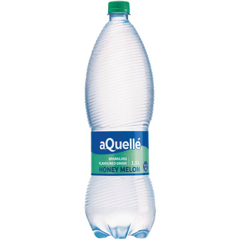 AQUELLE SPARKLING HONEY MELON – 1.5L
