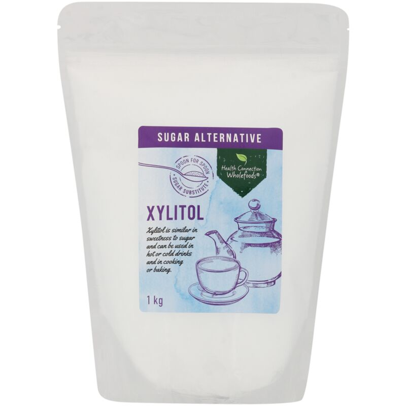 HEALTH CONNECTION XYLITOL – 1KG