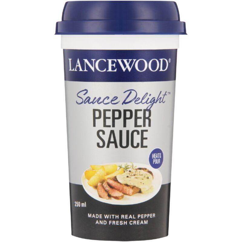LANCEWOOD SAUCE PEPPER DELIGHT – 250ML