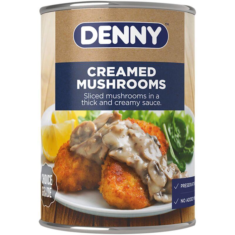 DENNY CANNED MUSHROOM CREAMED – 300G