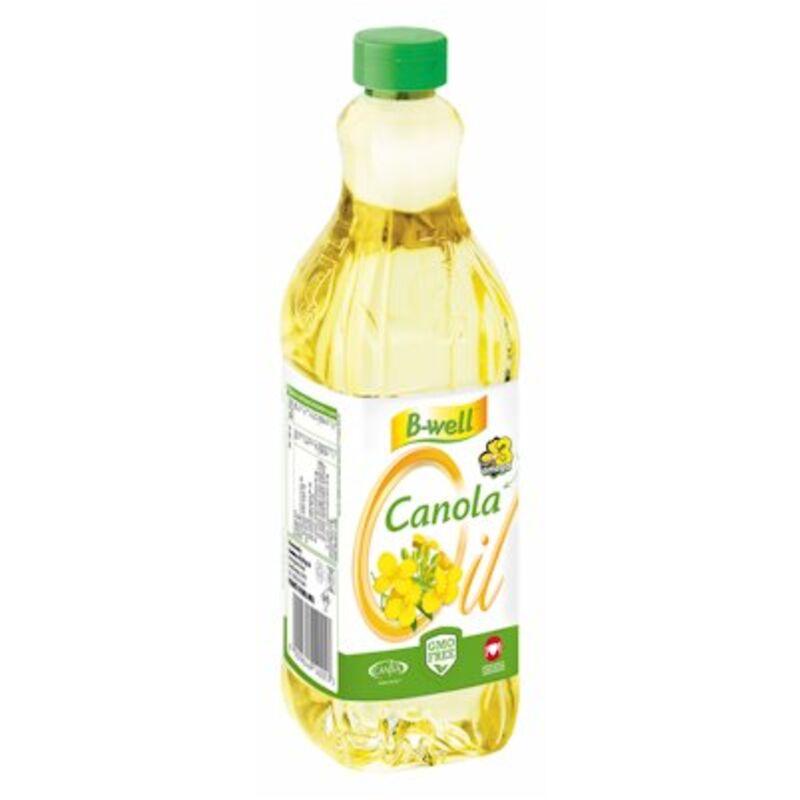 B-WELL CANOLA OIL – 750ML