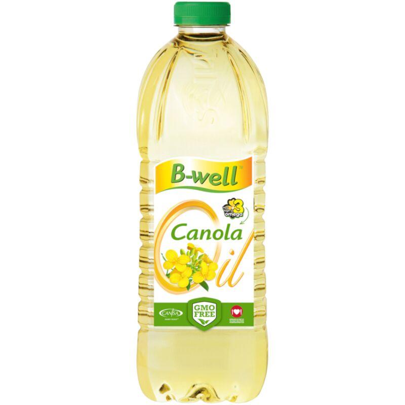 B-WELL CANOLA OIL – 2L