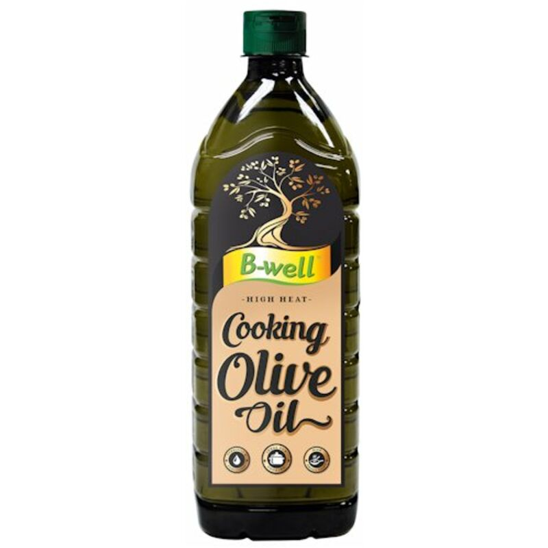 B-WELL OLIVE OIL COOKING REFINED – 1L