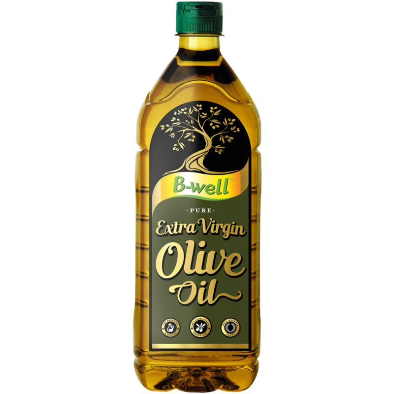 B-WELL OLIVE OIL EXTRA VIRGIN – 1L