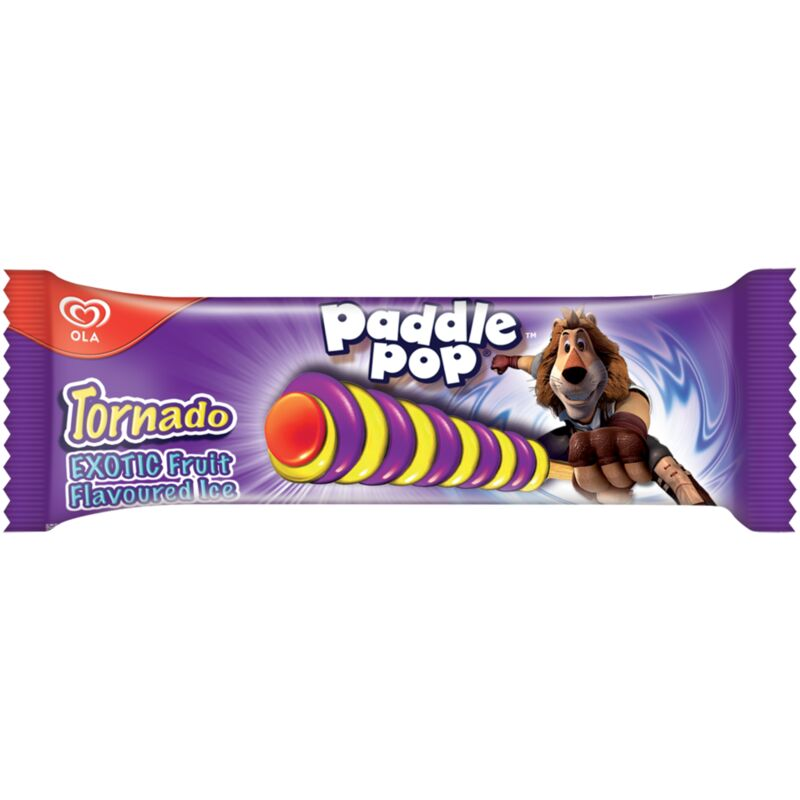 OLA PADDLE POP ICE CREAM TORNADO – 60ML