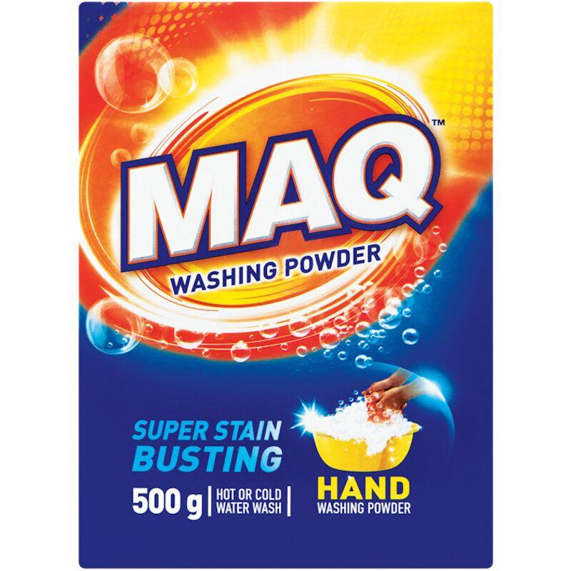 MAQ WASHING POWDER HIGH FOAM – 500G
