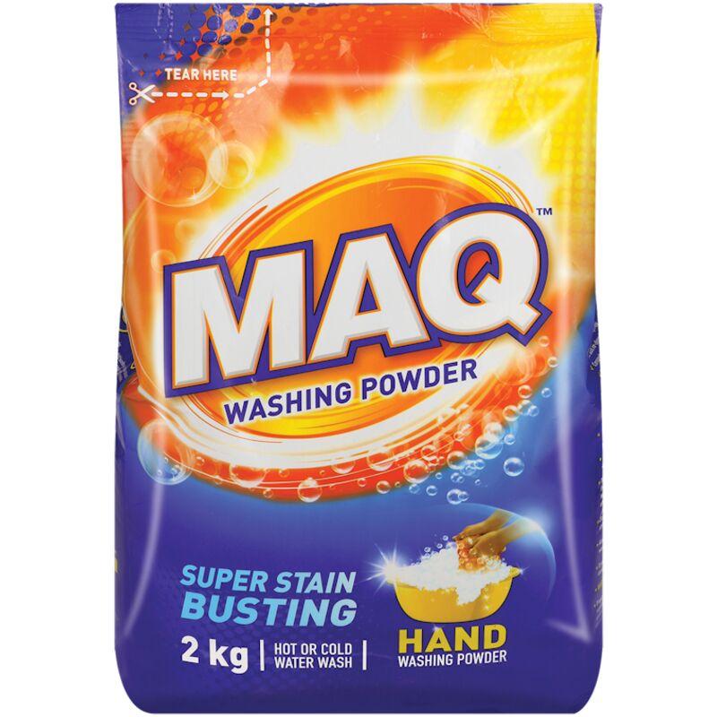 MAQ WASHING POWDER FLEXI – 2KG