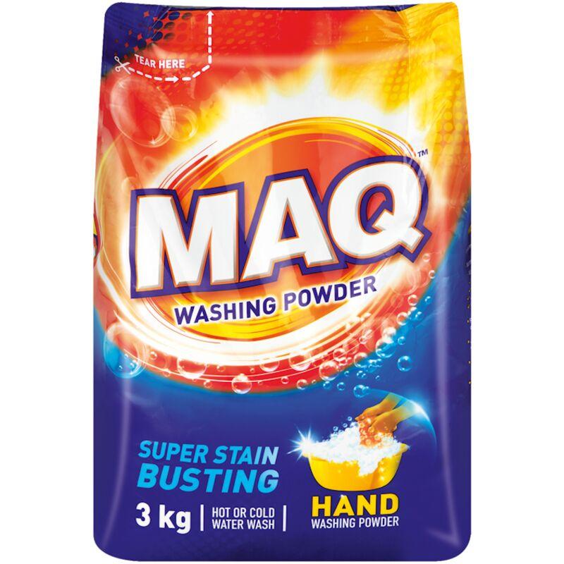 MAQ WASHING POWDER – 3KG