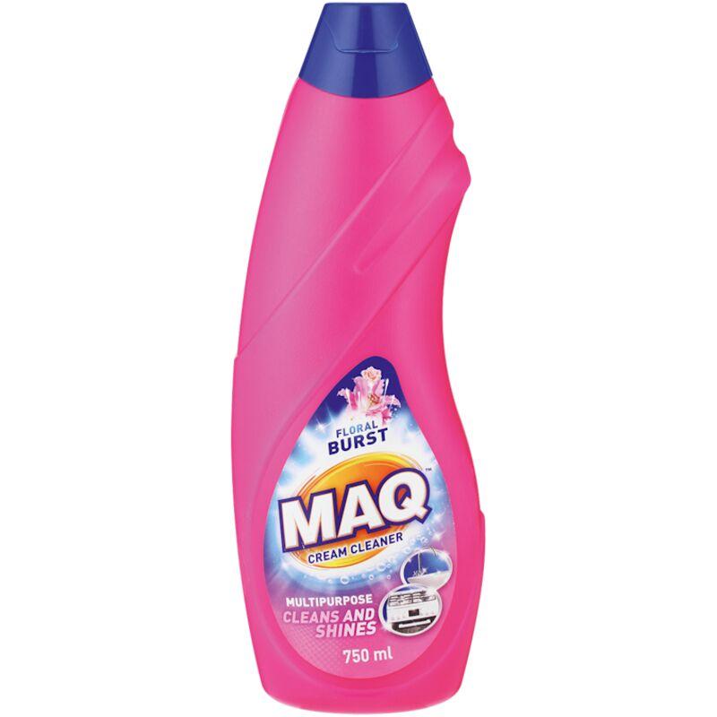 MAQ CREAM CLEANER FLORAL BURST – 750ML