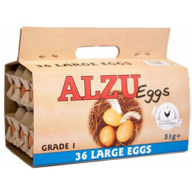ALZU EGGS LARGE – 36S