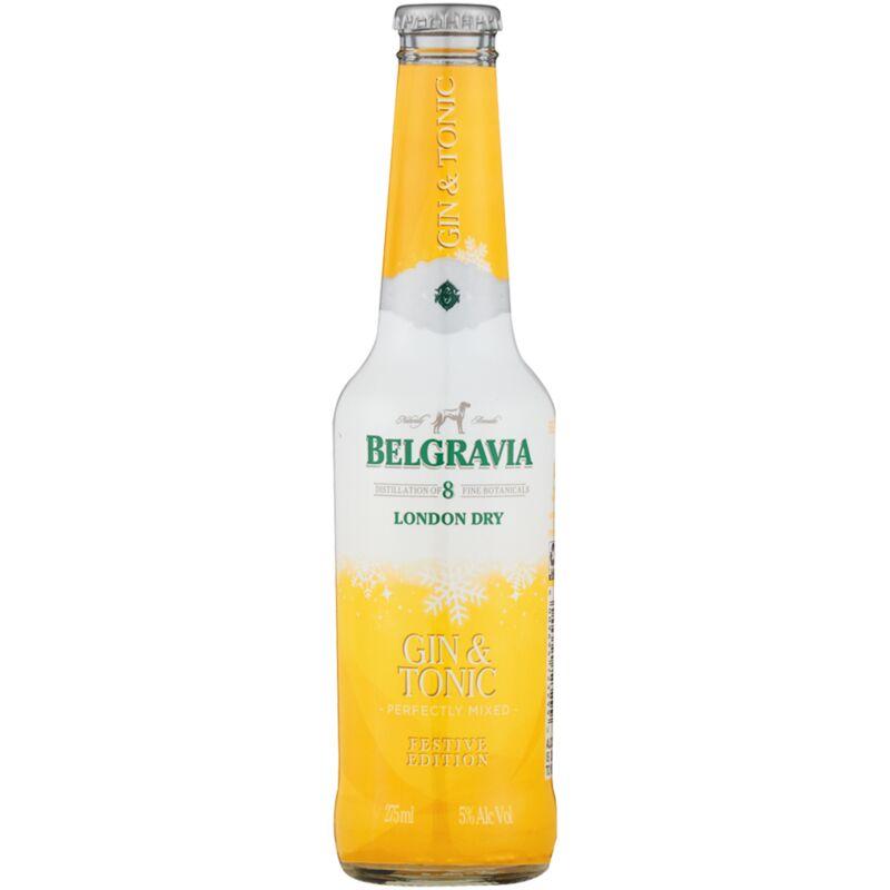 BELGRAVIA COOLER GIN & TON – 275ML