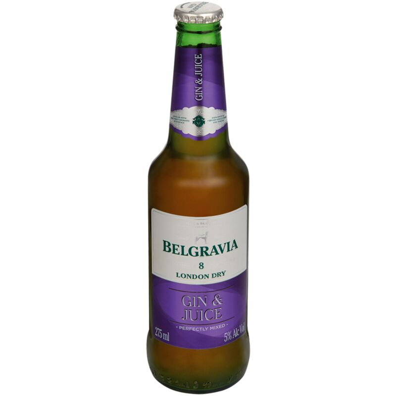 BELGRAVIA COOLER JUICE – 275ML