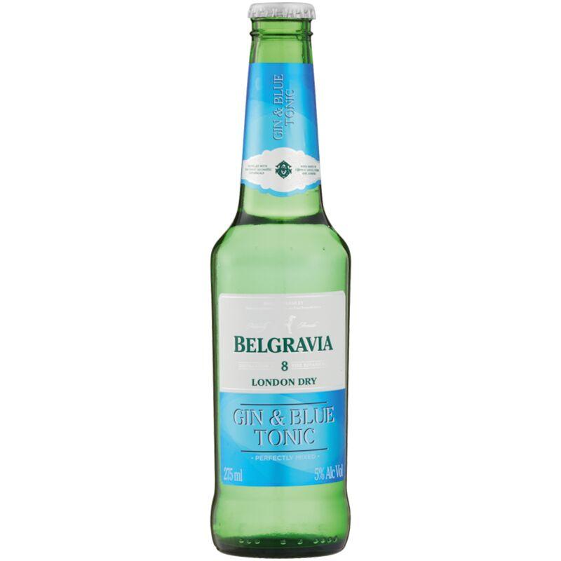 BELGRAVIA GIN B/TONIC – 275ML