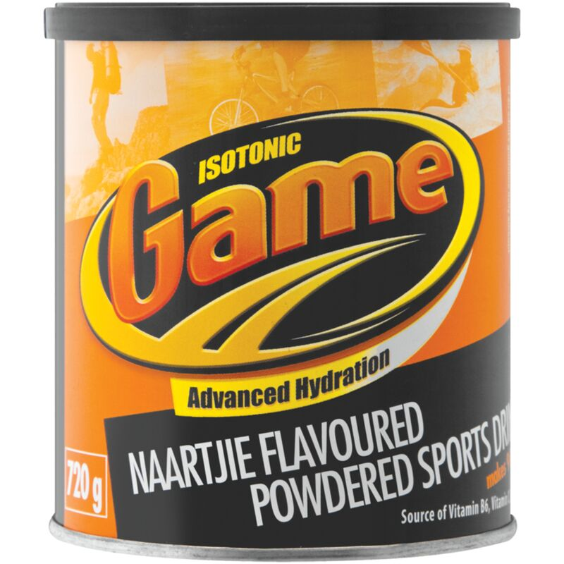 GAME PSD ISOTONIC NAARTJIE – 720G