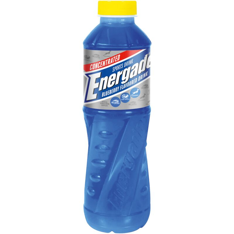 ENERGADE CONCENTRATE BLUEBERRY – 750ML