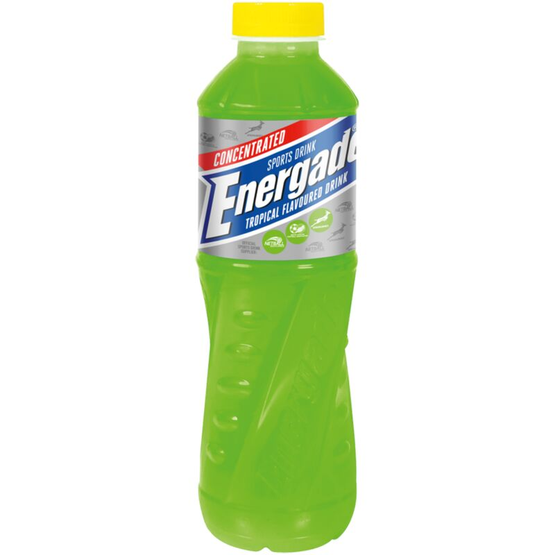 ENERGADE CONCENTRATE TROPICAL – 750ML