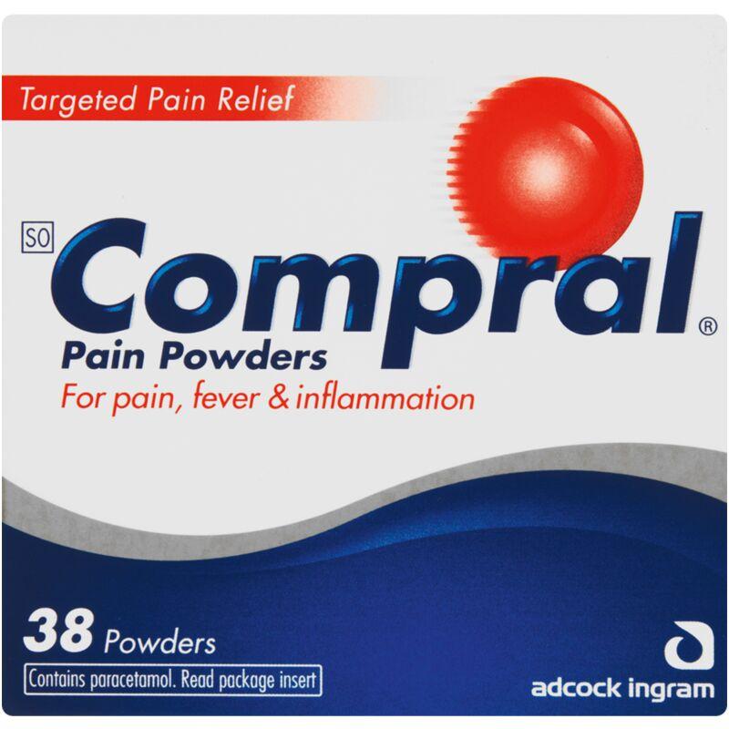 COMPRAL PAIN POWDER – 38S