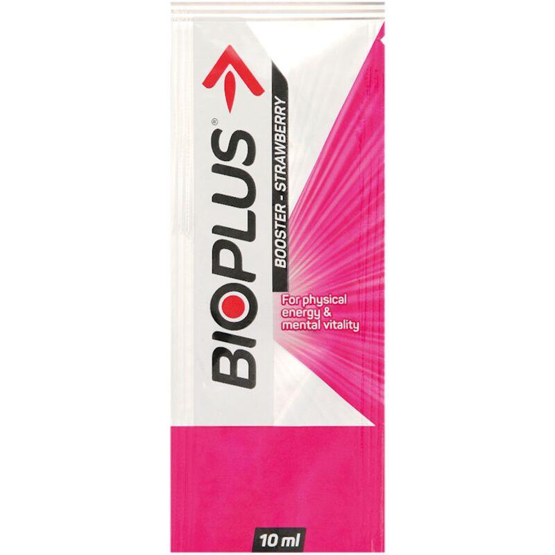 BIOPLUS ENERGY TONIC SYRUP STRAWBERRY – 10ML