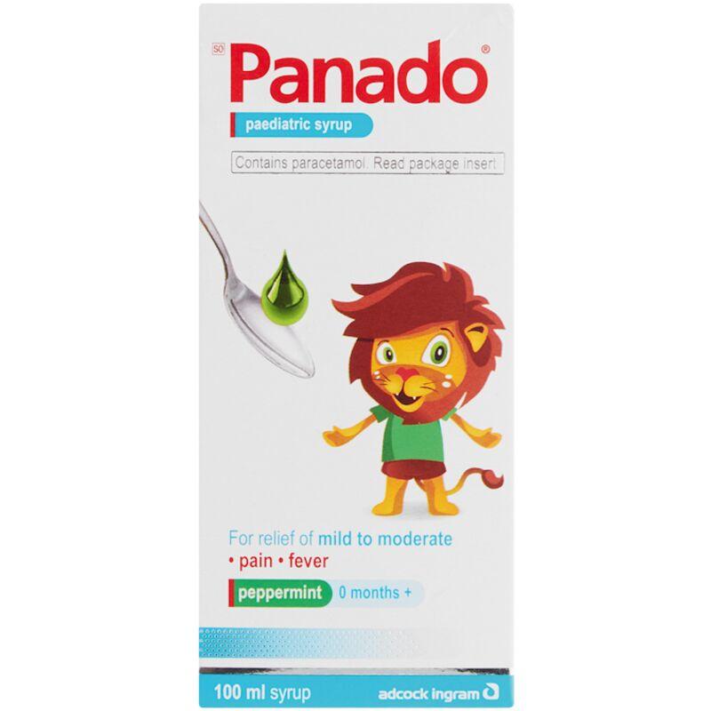 PANADO SYRUP PAINFEVER RELIEF – 100ML