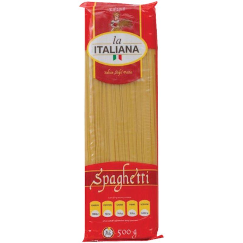 LA ITALIANA SPAGHETTI – 500G