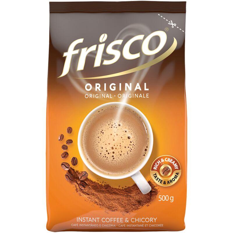 FRISCO INSTANT COFFEE GUSSET ORIGINAL – 500G