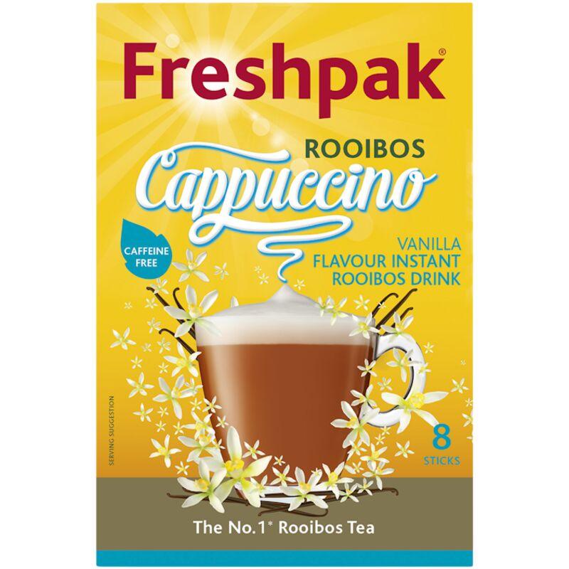 FRESHPAK TEA CAPPUCCINO VANILLA – 8S