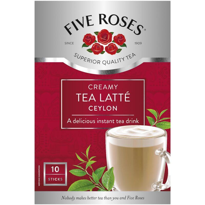 FIVE ROSES TEA LATTE CEYLON – 10S