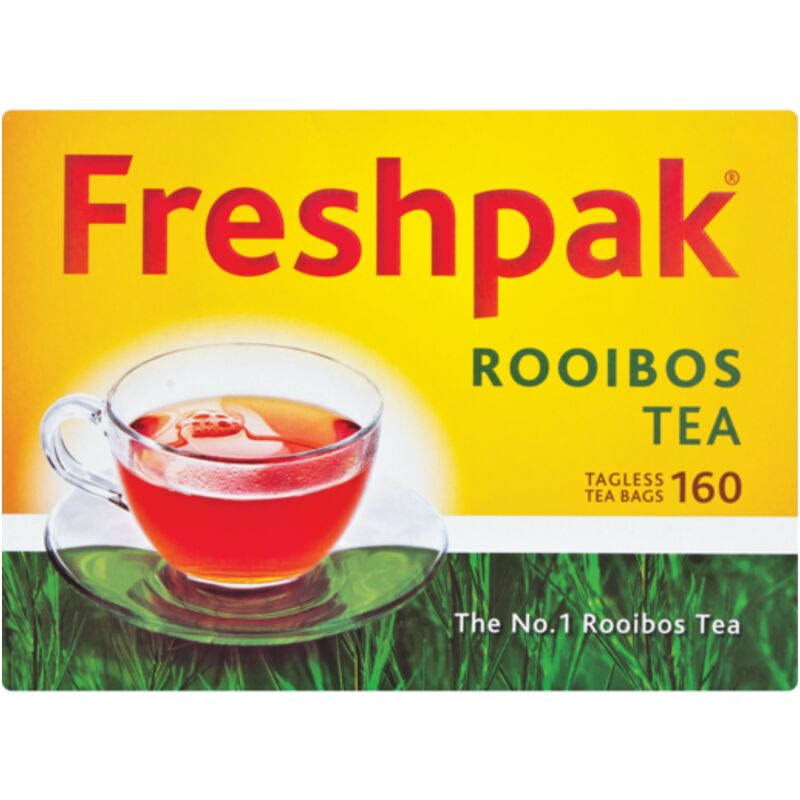 FRESHPAK TEABAGS ROOIBOS TL – 160S