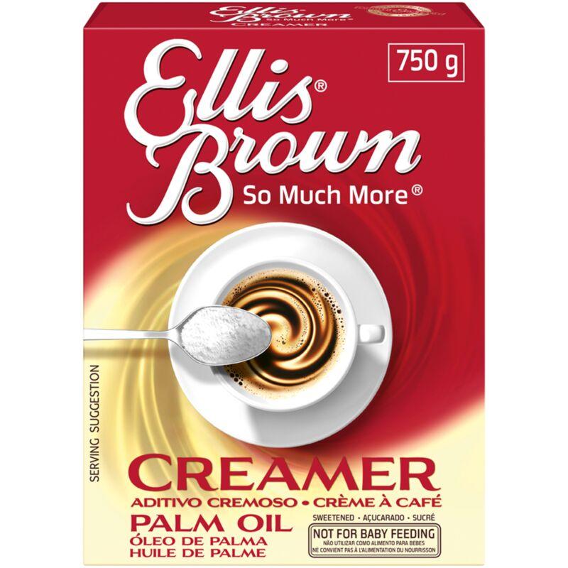 ELLIS BROWN COFFEE CREAMER – 750G