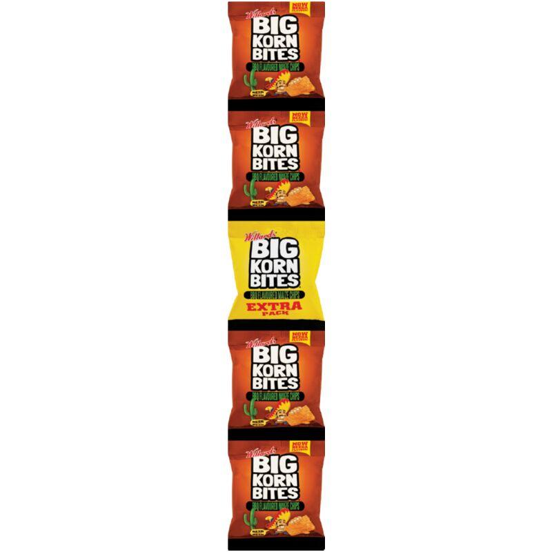 BIG KORN BITES BBQ STRIP – 5S
