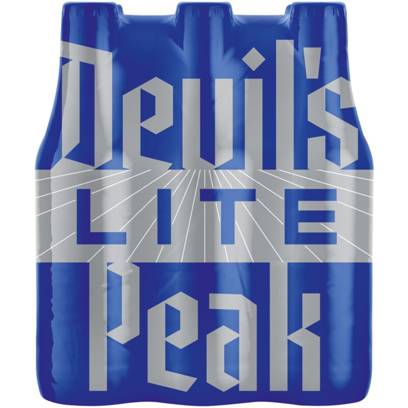 DEVIL'S PEAK BEER LITE – 330ML X 6